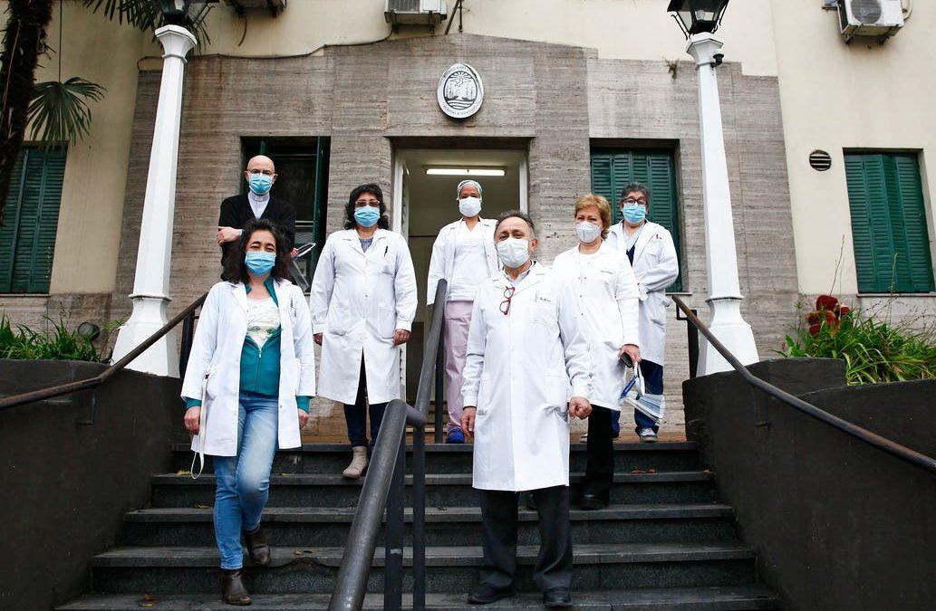 Contagios: ¿Cómo evitar el sufrimiento de pacientes con Covid y sus familias?