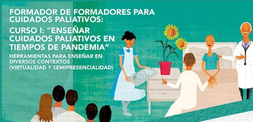 """Pallium participa del Curso """"Formador de formadores en Cuidados Paliativos"""""""